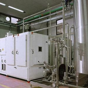Радиочастотное оборудование Stalam для пастеризации и стерилизации