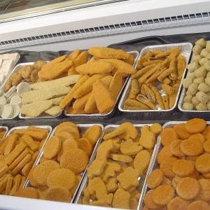 Полуфабрикаты и готовые блюда