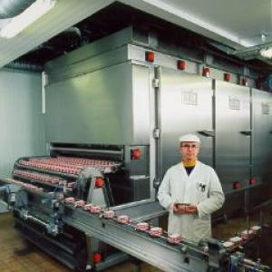 Производство паштетов